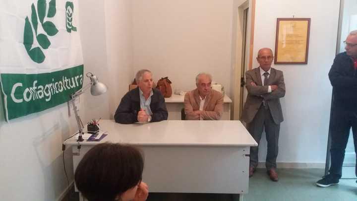 Inaugurato ad Anagni il nuovo punto zonale di Confagricoltura