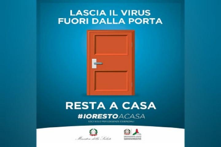"""Coronavirus: Confagricoltura Frosinone vara le misure di sicurezza aderendo al DPCM """"IO RESTO A CASA"""""""
