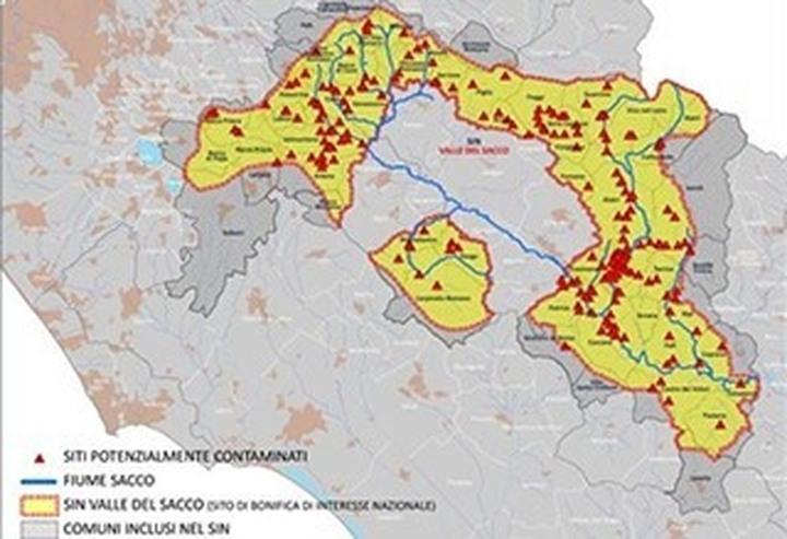 Valle del Sacco, 15 anni di lockdown per gli agricoltori: la denuncia di Confagricoltura Frosinone
