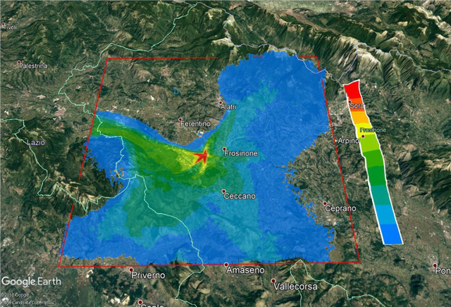 Incendio Mecoris, agricoltura in ginocchio: subito interventi!