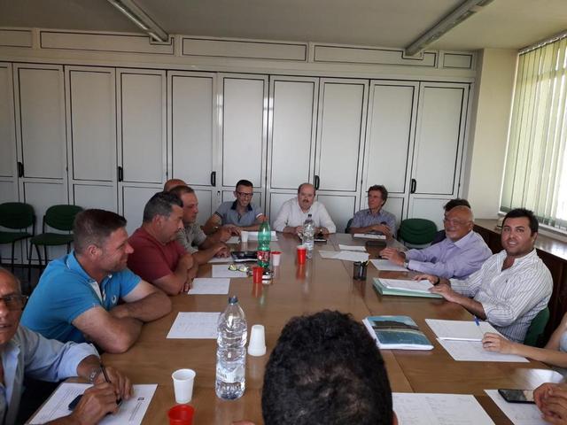 Riunito il consiglio provinciale di Confagricoltura: tracciate le linee guida per il prossimo triennio