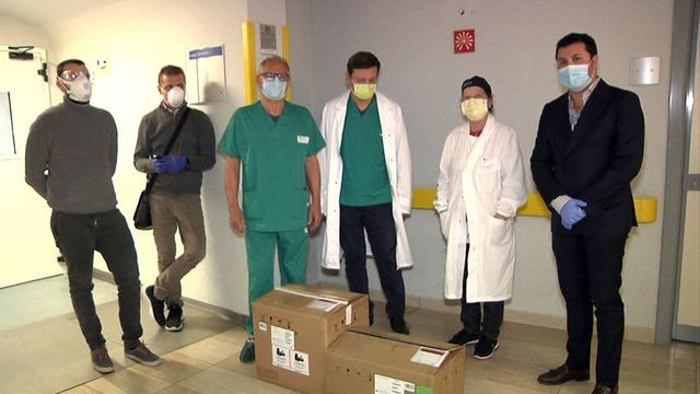 Il cuore grande di Confagricoltura Frosinone: donato un monitor di terapia intensiva allo Spaziani